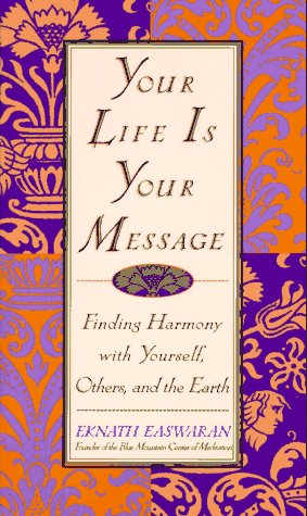 Your Life Is Your Message Book Cover