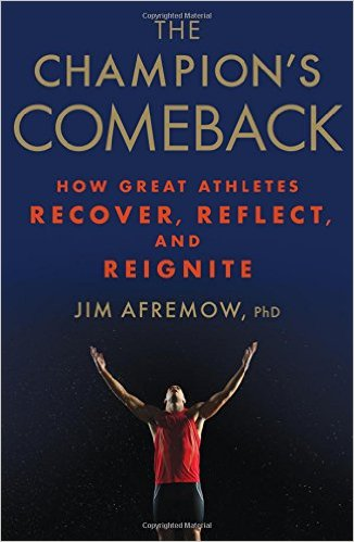 The Champion's Comeback Book Cover