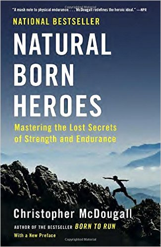 Natural Born Heroes Book Cover