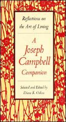 A Joseph Campbell Companion Book Cover