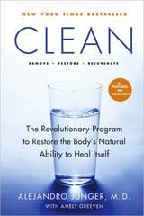 Clean Book Cover