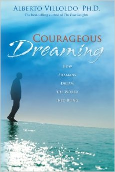 Courageous Dreaming Book Cover