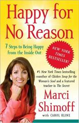 Happy for No Reason Book Cover