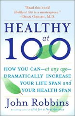 Healthy at 100 Book Cover
