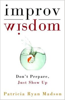 Improv Wisdom Book Cover