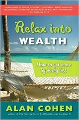 Relax into Wealth Book Cover