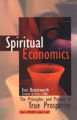 Spiritual Economics Book Cover