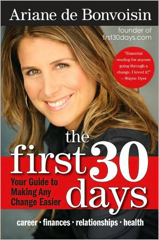 The First 30 Days Book Cover