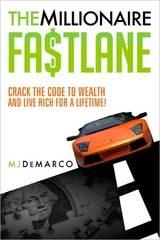 The Millionaire Fastlane Book Cover