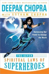 The Seven Spiritual Laws of Superheroes Book Cover