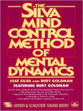 The Silva Mind Control Method of Mental Dynamics Book Cover