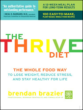 The Thrive Diet Book Cover