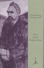 Thus Spoke Zarathustra Book Cover
