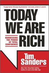 Today We Are Rich Book Cover