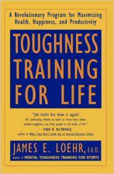 Toughness Training for Life Book Cover