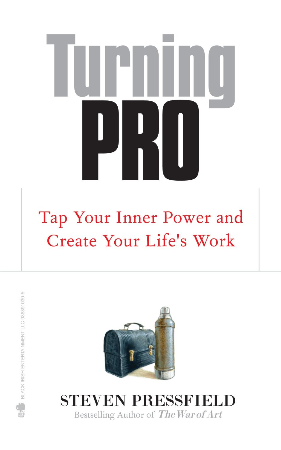 Turning Pro Book Cover