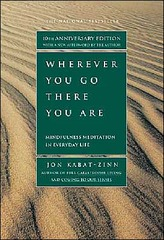 Wherever You Go, There You Are Book Cover