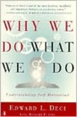 Why We Do What We Do Book Cover