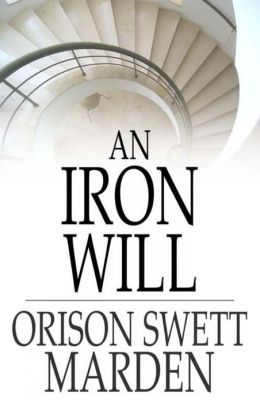 An Iron Will Book Cover