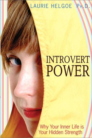 Introvert Power Book Cover