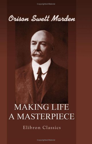 Making Life a Masterpiece Book Cover