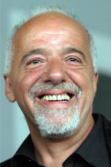 Paulo Coelho Book Cover