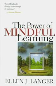 The Power of Mindful Learning Book Cover
