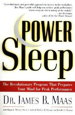 Power Sleep Book Cover
