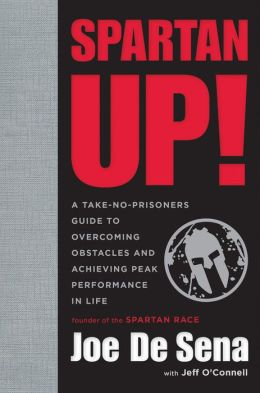 Spartan Up! Book Cover