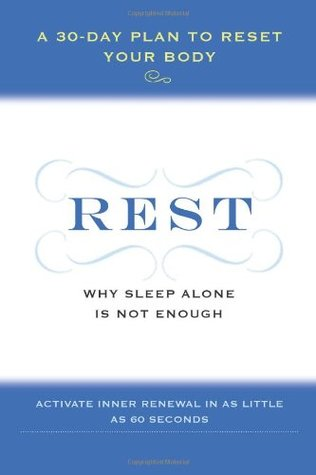 The Power of Rest Book Cover