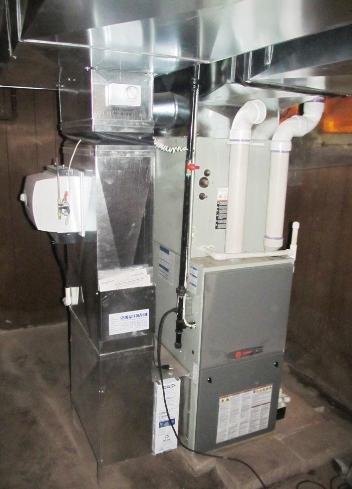 Supreme Heating Amp Cooling Llc Contractors Brick Beam
