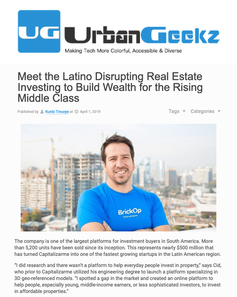 Meet the Latino Disrupting Real Estate Investing to Build Wealth for the Rising Middle Class