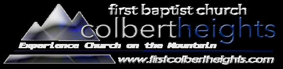 First Baptist Church Colbert Heights