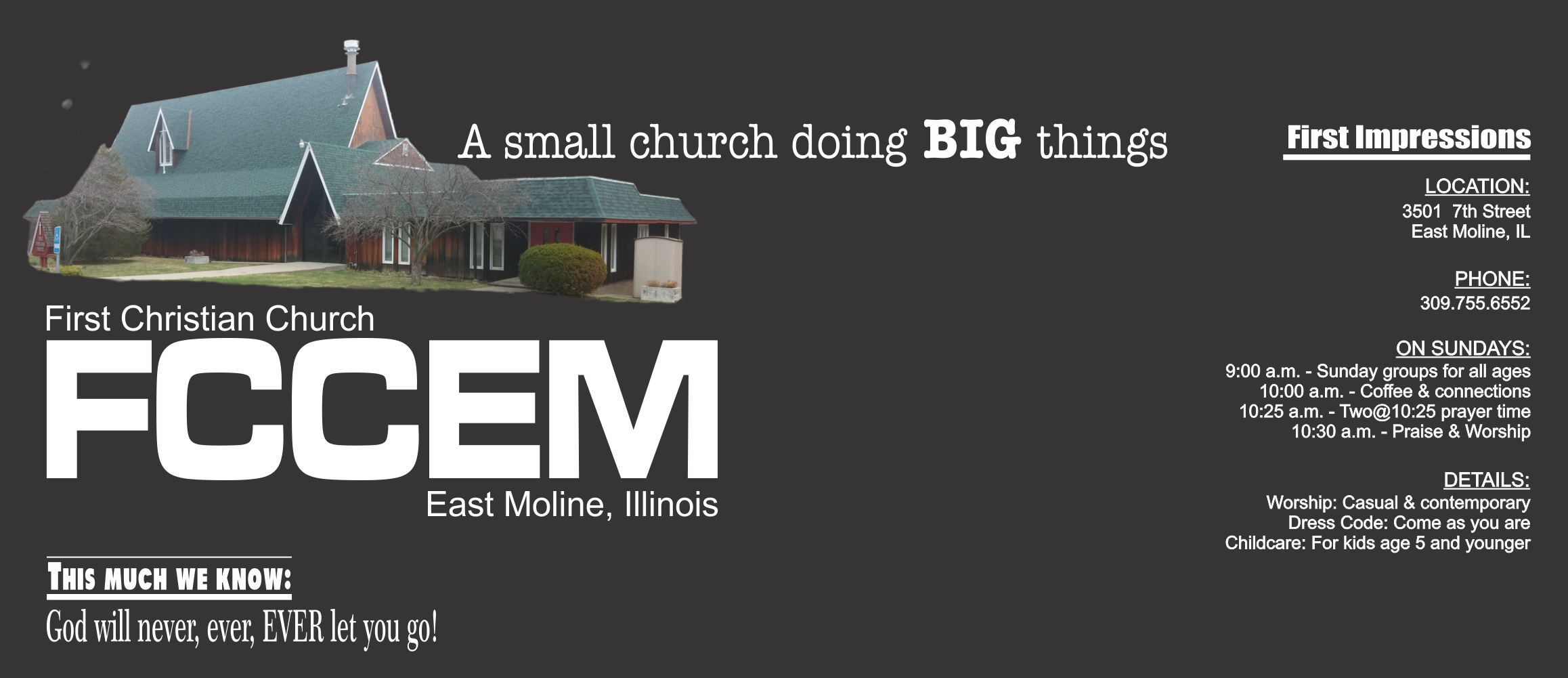 First Christian Church of East Moline