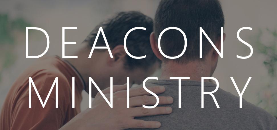Deacons ministry logo original