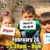 KidZone Family Fun Night - Feb 24
