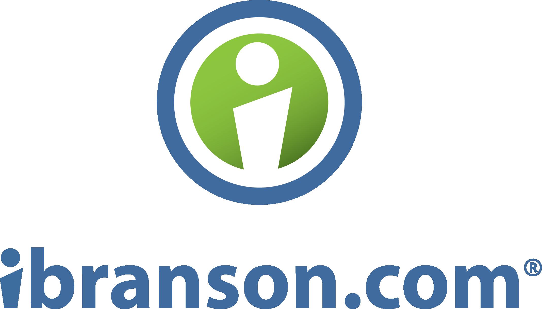 Ibranson logo vertical original