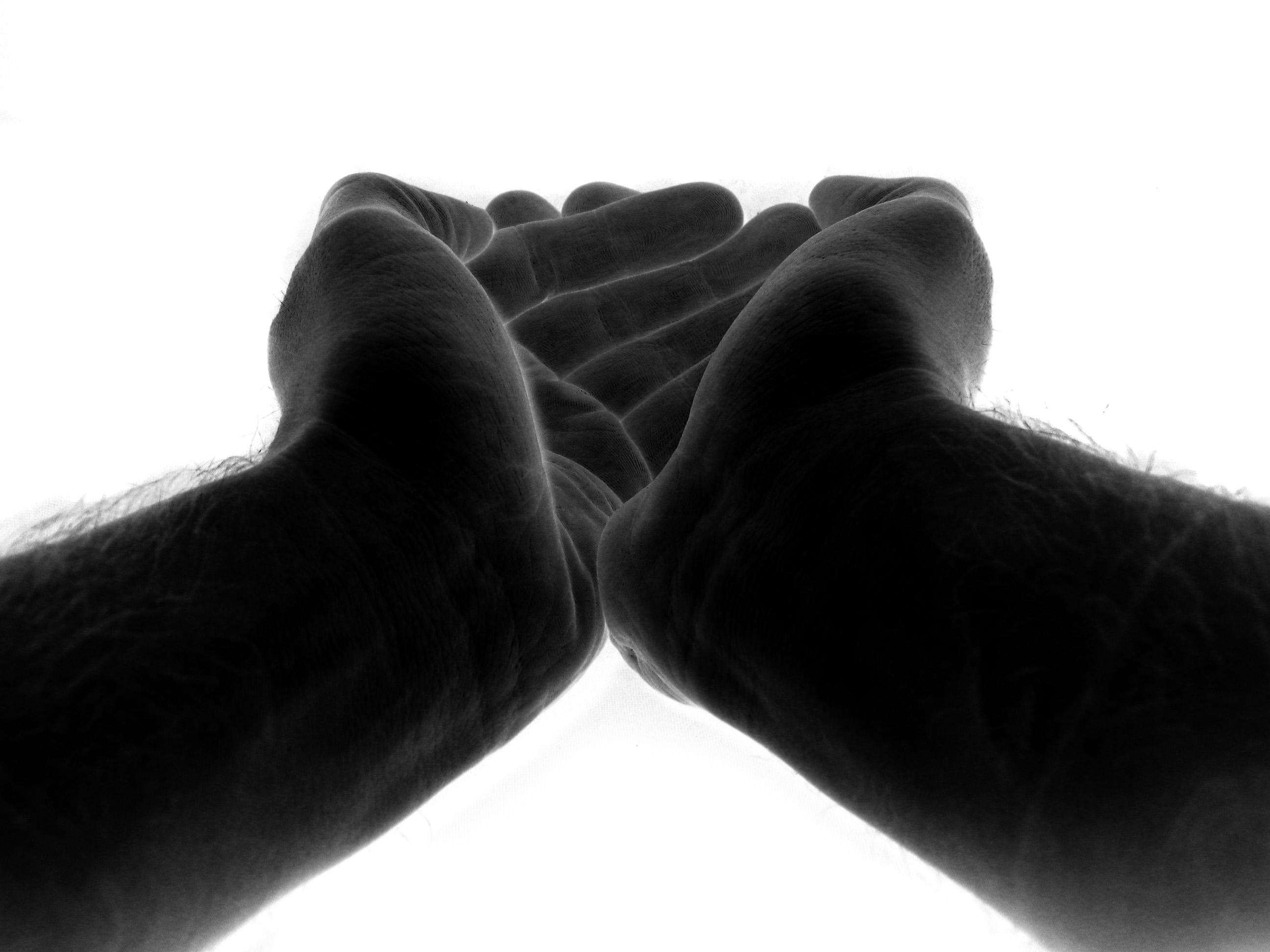 Praying hands original