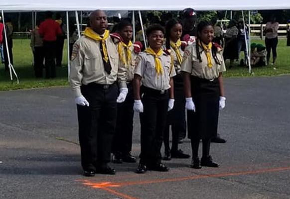 Pisgah SDA Pathfinders Club