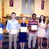 Glenn Sparks Memorial Scholarship Recipients