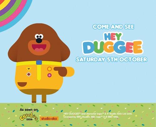 Hey Duggee Event