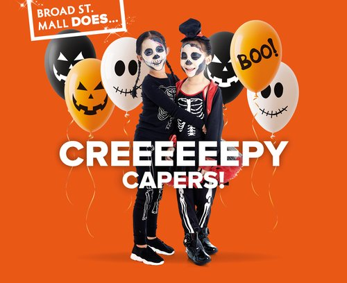 Creepy Capers!