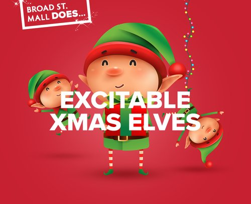 Excitable Xmas Elves