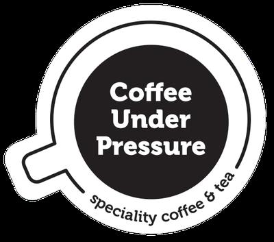 Coffee Under Pressure Logo