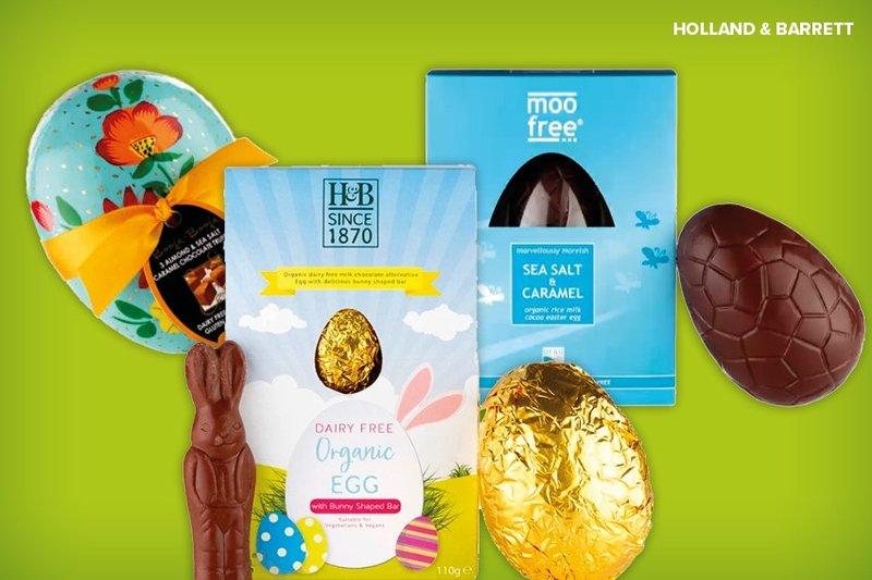 Easter eggs H&B