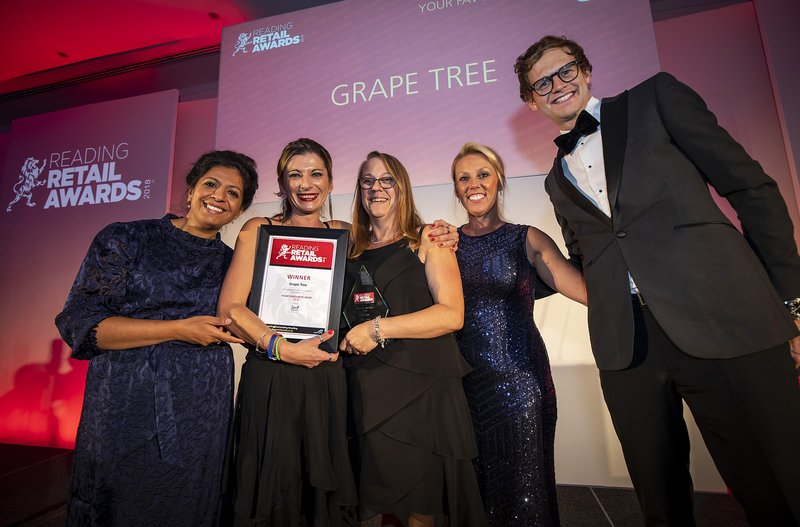 Grape Tree RRA win