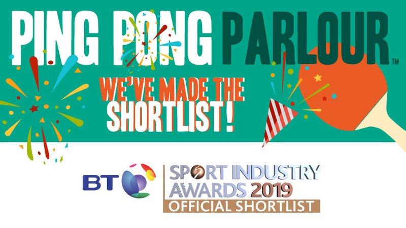 Ping Pong Award