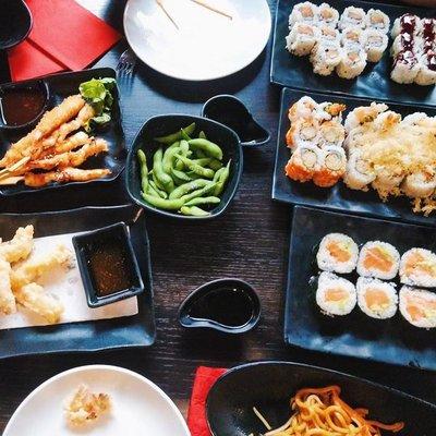 50% off Sushi Mania