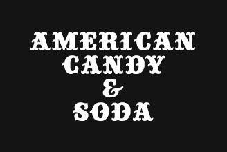 American Candy and Soda logo
