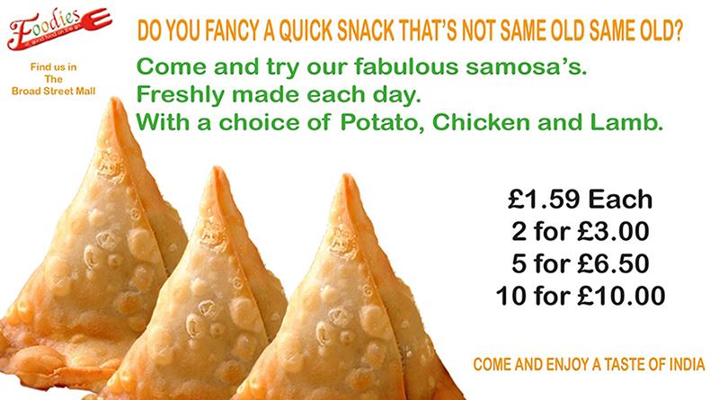 Foodies ad 1